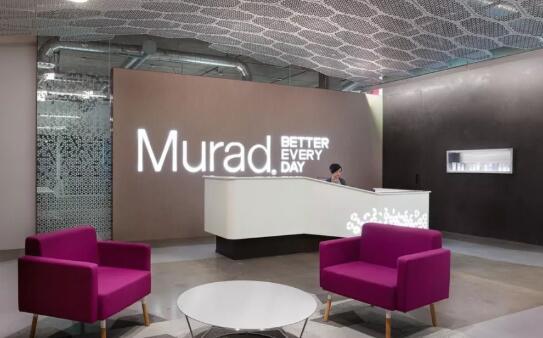 青岛劲松一路会计服务公司形象墙设计制作